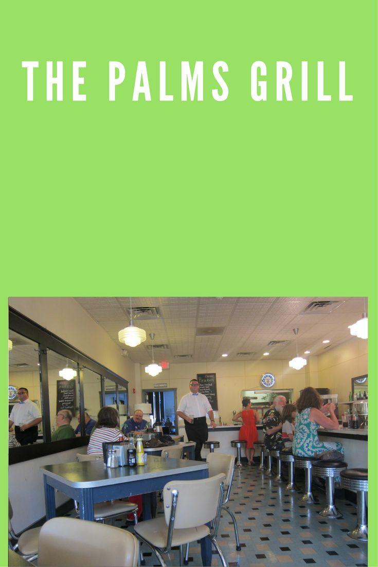 New blog post about The Palms Grill, Atlanta, IL. #illinoisroadtrips #ILroadtrips #enjoyillinois #myillinois #restaurant #route66