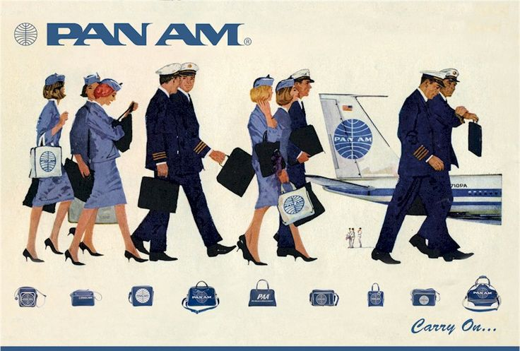 Jet Setting with Pan Am
