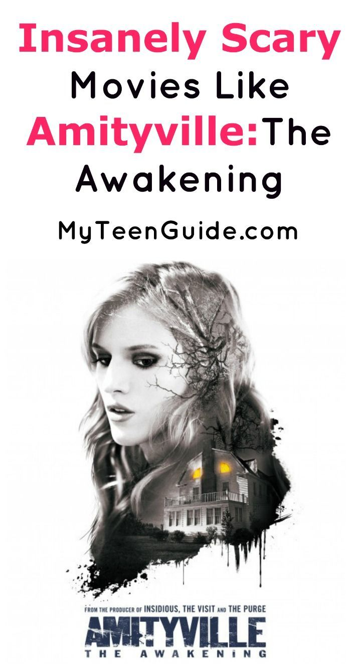 Looking for more movies to watch like Amityville: The Awakening? Here are a few that will make you sleep with the lights on!width=