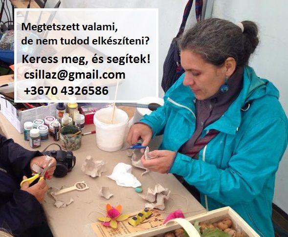 Megtetszett valamelyik ötlet, de nem tudod elkészíteni? Keress meg, és segítek! Zalabai Csilla, UPCY ökodesign https://www.facebook.com/upcyup/?fref=ts