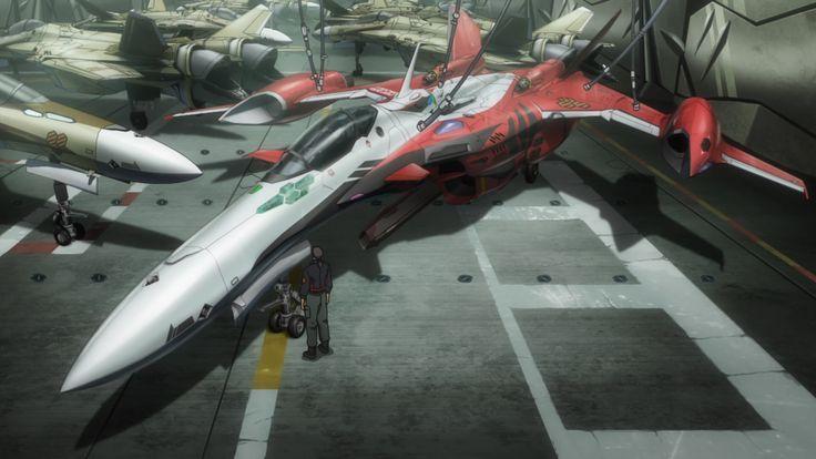 Macross Frontier: Sayonara no Tsubasa - YG-29 Durandal