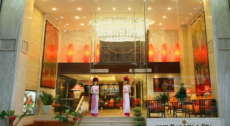 泊ってみたいホテル・HOTEL ベトナム>ハノイ>ホアンキエム湖、ゴック・サン・テンプルまでわずか200m>ザ パーミー ホテル&スパ(The Palmy Hotel & Spa)