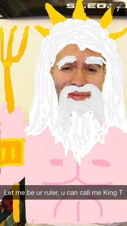 This Guy Is Making Amazing Disney Snapchats