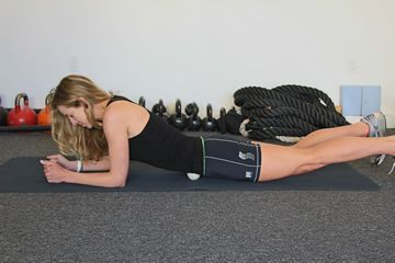 Hip Strengthening and Mobility Exercises for Runners | Psoas Stretch