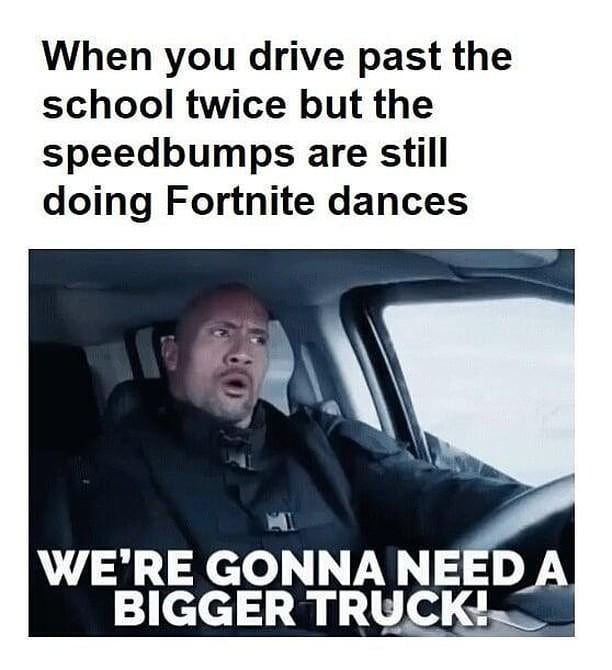 Whenever Someone Doesnt Like Fortnite Their Only Response Is Cause Youre Not Good At It In 2020 Fortnite Memes Haha Funny