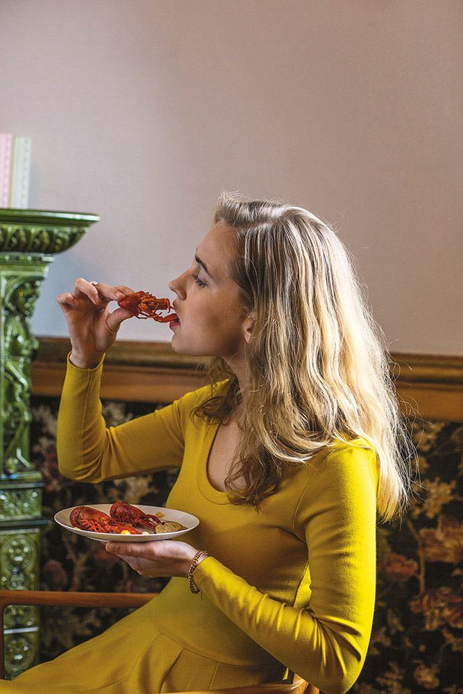 old fashion elegant dinner with XVII century recipes