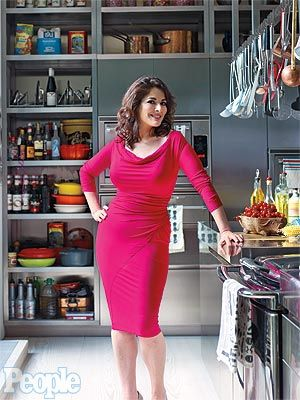 Nigella Lawson, what's the point of being a great cook if you're afraid to eat!?