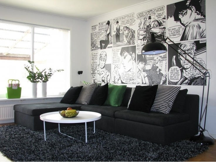 Really cool Modesty Blaise wallpaper! #wallpapers #home #interior