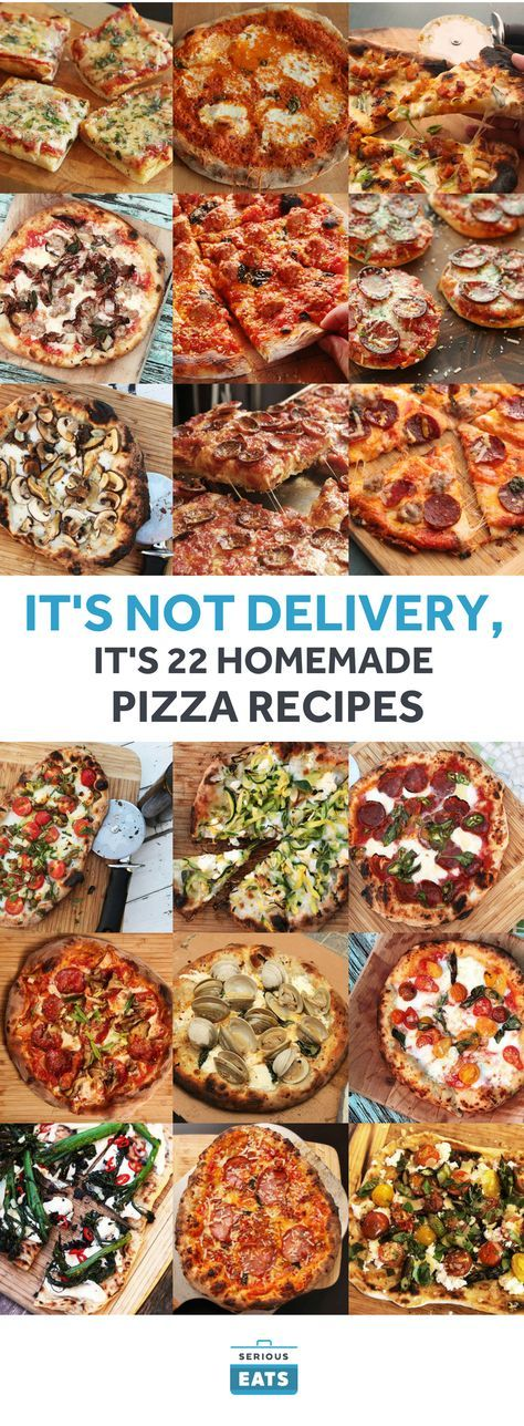 We've got tons of pizza recipes, from New York-style and Neapolitan pies to French bread pizza done right.