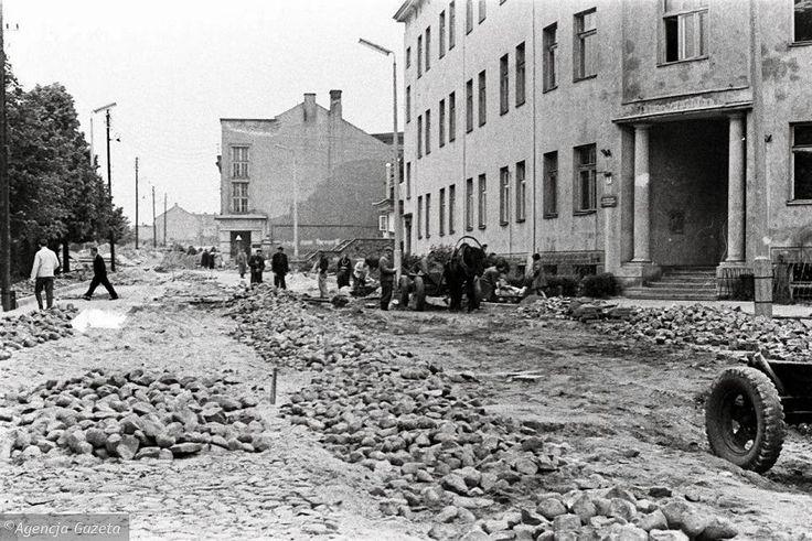 Zdjęcie numer 18 w galerii - Jak kiedyś wyglądał Białystok? Nowa porcja unikalnych zdjęć Antoniego Zdrodowskiego