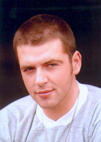 Mark Feehily 2001-2002