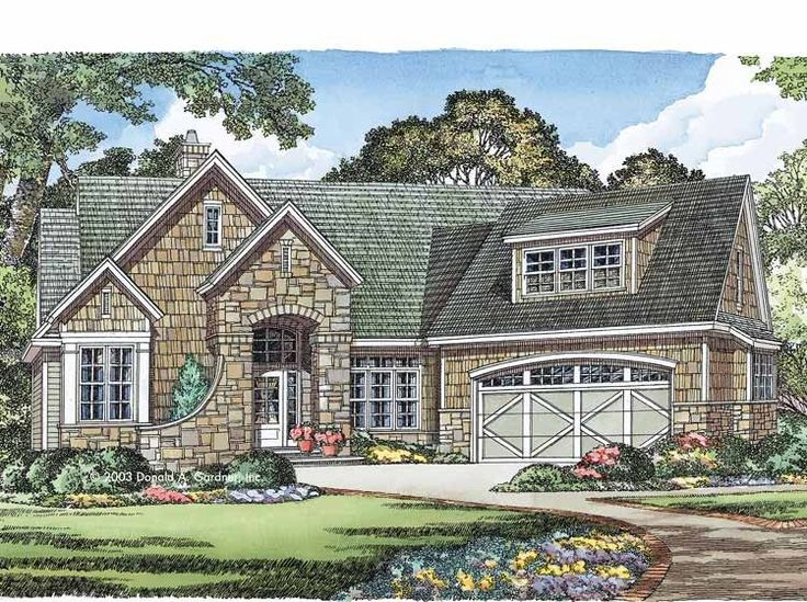 70 french country house plans with porte cochere french for French country house plans with porte cochere