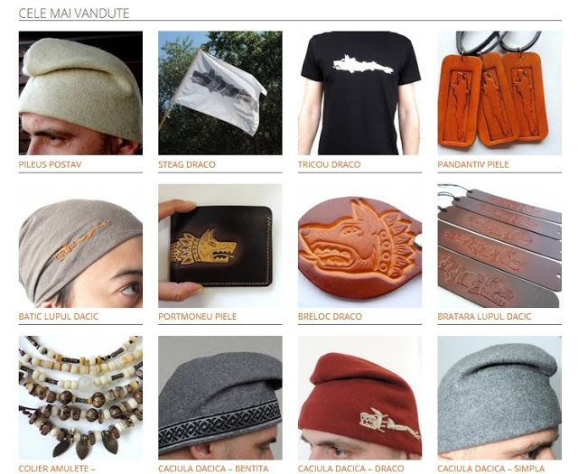 (un)intentional contemporary art in Transylvania: Best selling items by Atelierul de istorie