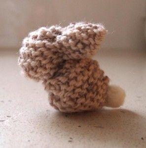 suzmari knitted bunny ideas