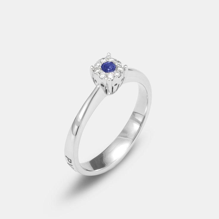 engagement ring #pontevecchiogioielli #loveforjewel