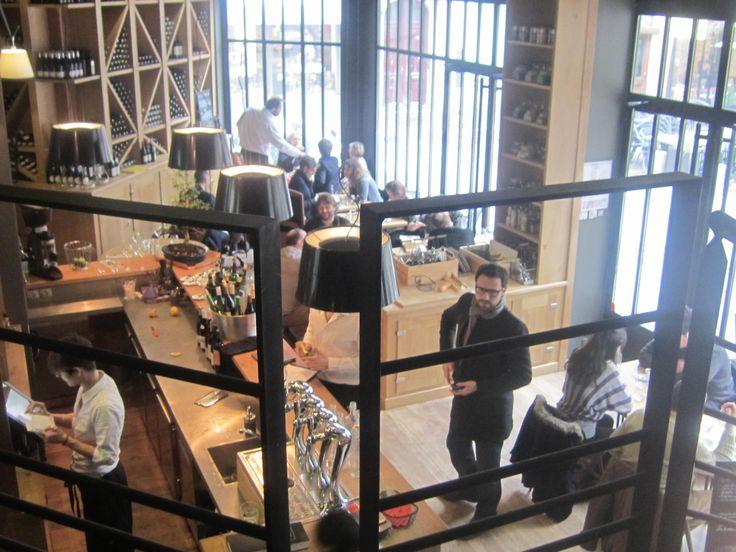 Restaurant la Pirouette . 5, rue Mondétour, 75001. 01 40 26 47 81. http://ow.ly/o9N4z