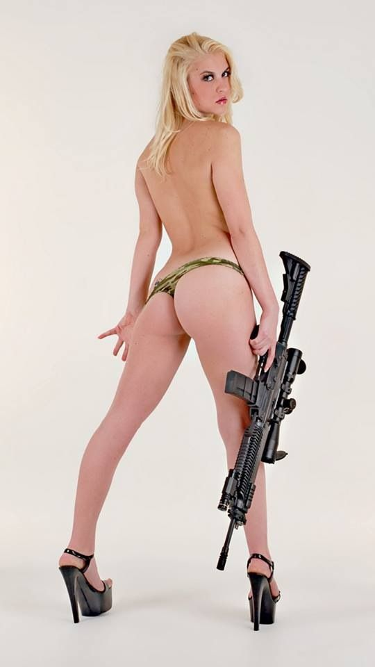 Are not bad girls with guns remarkable, valuable
