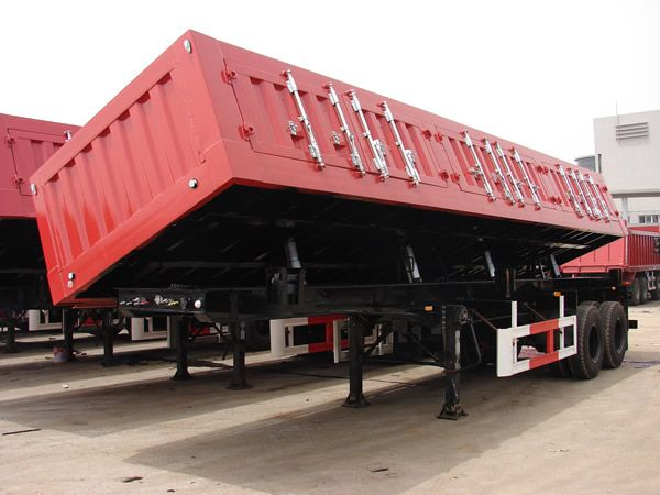 semi dump trailer,semi dump trailer for sale