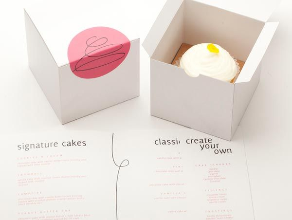 50 Deliciously Creative Bakery & Cake Packaging Designs