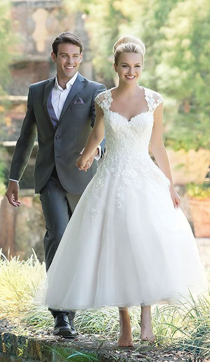 Beautiful 56 Most Beautiful Short Wedding Dress Collections