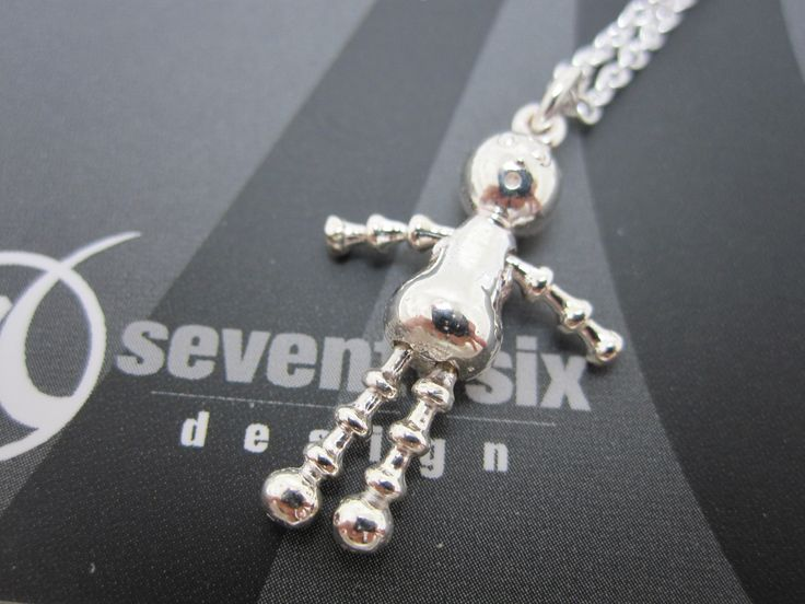Remember these ?? mary Lou dolls .in silver @ seventysixdesign