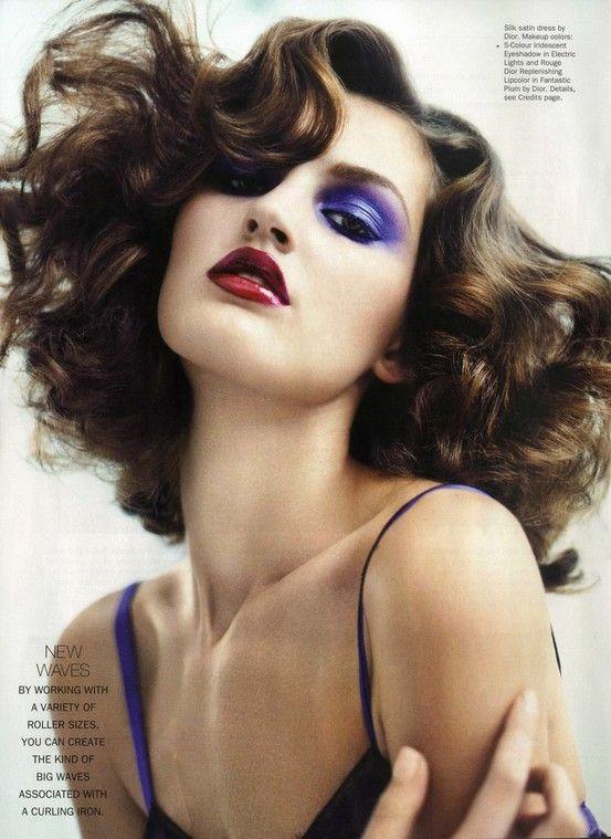 hair beauty editorial