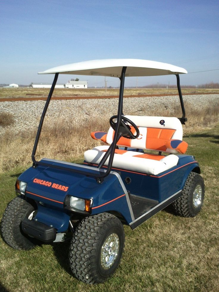Escalade Golf Cart >> 183 best Awesome Golf Carts images on Pinterest   Custom ...