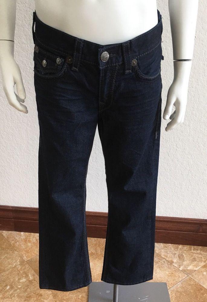 a22fc5960 Mens True Religion World Tour Jeans Sz 34 RN   112790 CA   30427  fashion   clothing  shoes  accessories  mensclothing  jeans