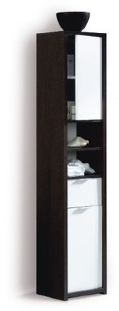 home 35 x 170 cm free standing tall bathroom cabinet