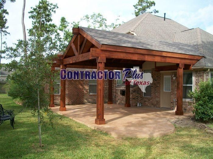 covered patio | Covered Patios - Patio Builder