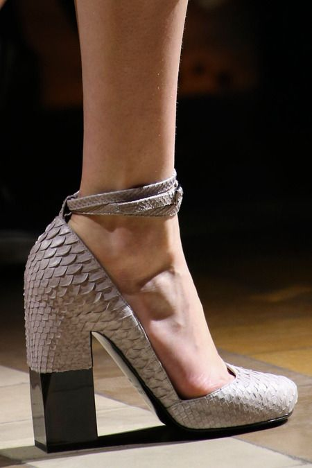 shoes @ Lanvin Fall 2014