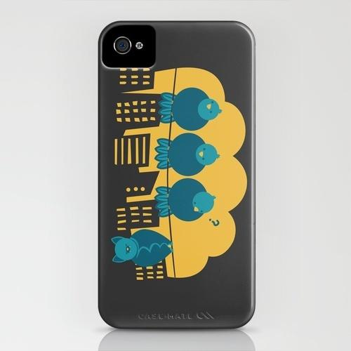 Three plus one iPhone Case