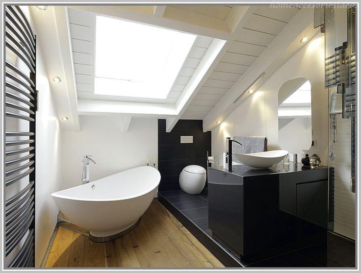 po et n padov na t mu bad mit dachschr ge na pintereste 17. Black Bedroom Furniture Sets. Home Design Ideas