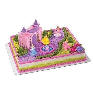 Edible Cake Toppers Castle Hill