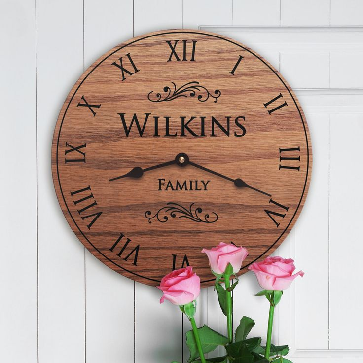 Personalized Gift For Family That Has Everything - Gift For Family Custom Names - Last Name Engraved of Family - Custom Last Name Decor