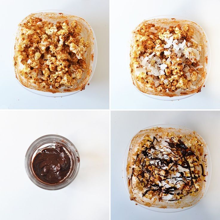 Follow this Samoa Girl Scout Cookie-Inspired Popcorn recipe to make a tasty snack.