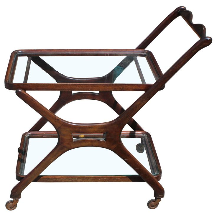 italian bar furniture. sculptural italian bar cart from a unique collection of antique and modern carts at furniture