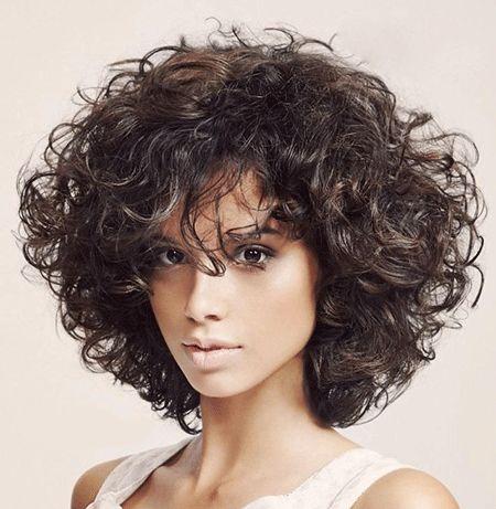 kısa dalgalı saç modelleri - Buscar con Google