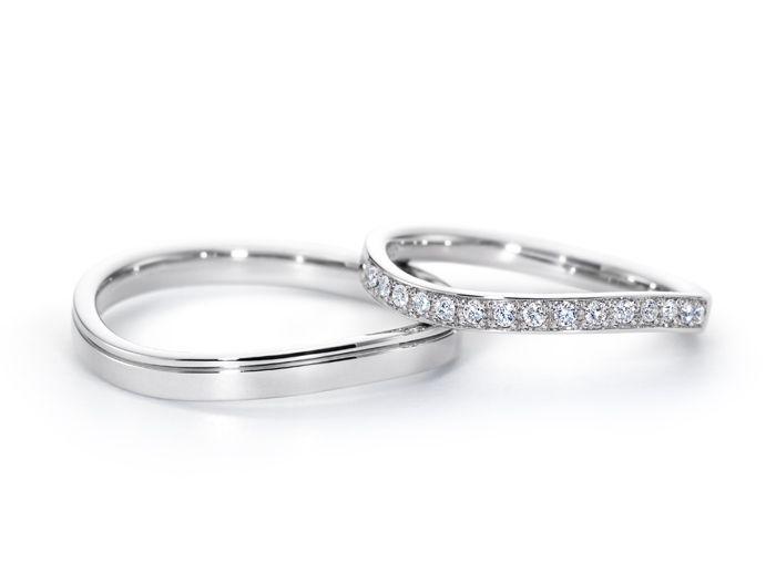 TRITONE 對戒 鑽石訂婚戒指、婚戒I-PRIMO