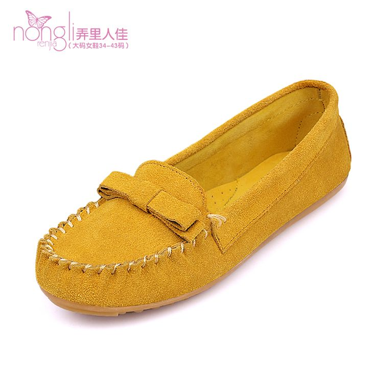 http://ccrrents.com/2013-new-leather-thangka-mother-shoes-flat-shoes-with-a-single-female-xia-jiping-peas-shoes-nurse-shoes-large-size-shoes-p-7050.html