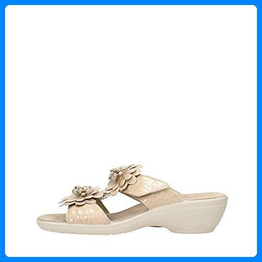 Enval 7971500 Sandalen Frau Beige 41 - Sandalen für frauen (*Partner-Link)