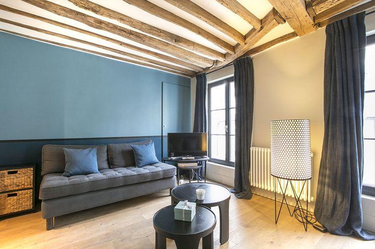 Location studio meublé Rue du Dragon, Paris | Ref 13315