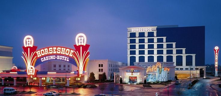 Horseshoe Casino Tunica, 1021 Casino Center Drive, Robinsonville, MS 38664, USA. - #Casinos-of-Mayfair.com