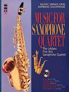 Music for Saxophone Quartet