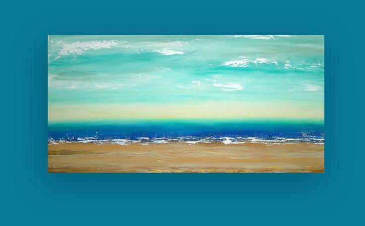 Acrílico pintura Original de arte abstracto por OraBirenbaumArt