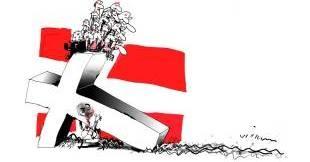 """Højreekstremister er i kamp mod det danske demokrati: """"Vi hører ikke meget til dem i debatten, men højreorienteret netværk er i fuld gang med et angreb på de grundlovssikrede frihedsrettigheder."""", 13. april '13, af Jacob Mchangama"""
