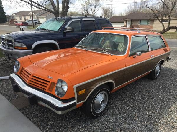 Faux Woodie Kammback: 1974 Chevrolet Vega Wagon  http://bringatrailer.com/2017/02/28/faux-woodie-kammback-1974-chevrolet-vega-wagon/