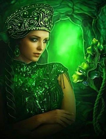 "Картинки для декупажа на тему ""Ведьмочка"". / Декупаж / Картинки для декупажа"