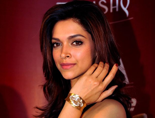Deepika padukone / eye makeup