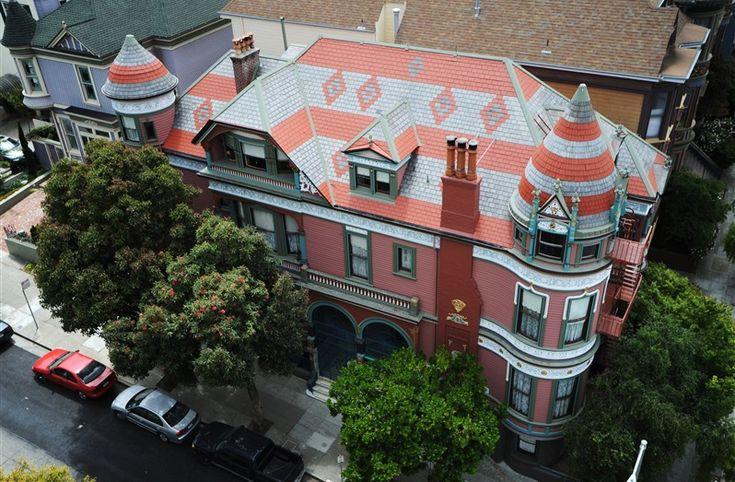 Chateau Tivoli in San Francisco, California | B&B Rental